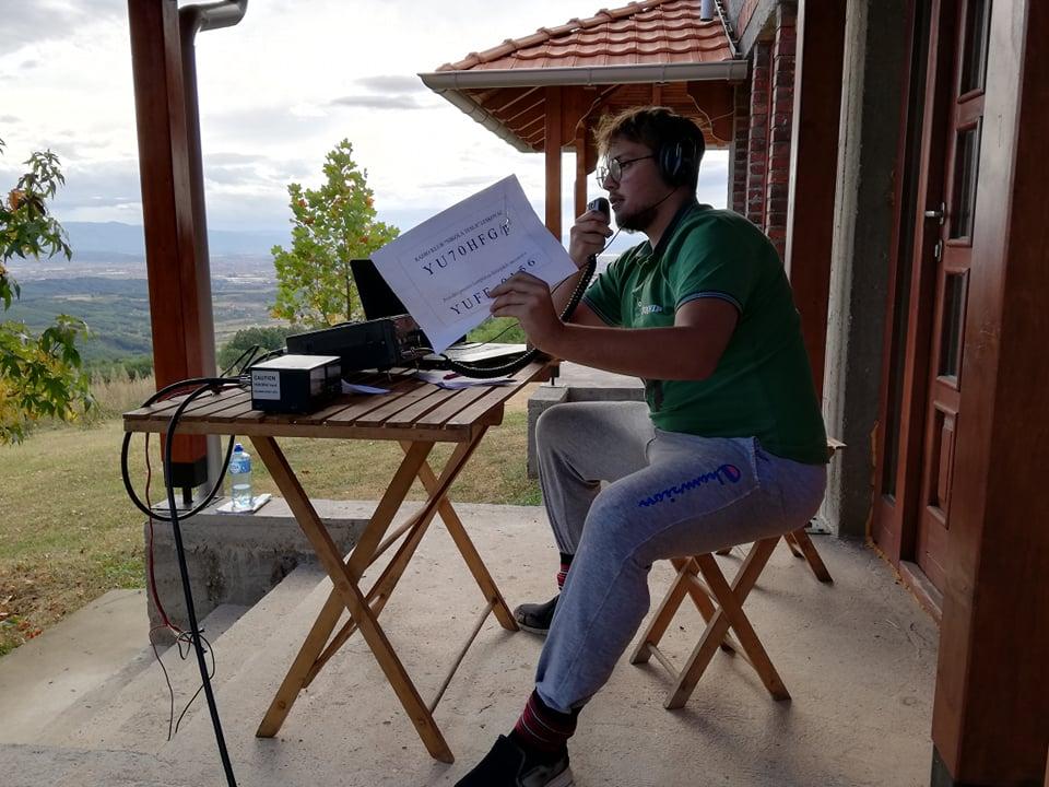 Radio klub Nikola Tesla, Amateri