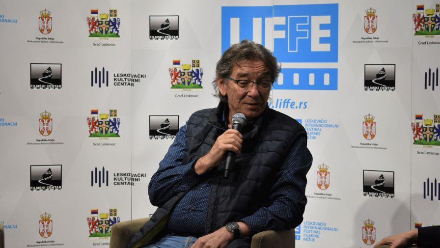 Goran Paskaljević, Darko Bajić, LIFFE