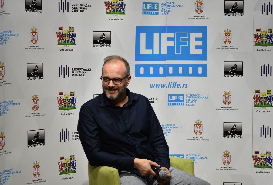 Gordan Matić, direktor Filmskog centra Srbije