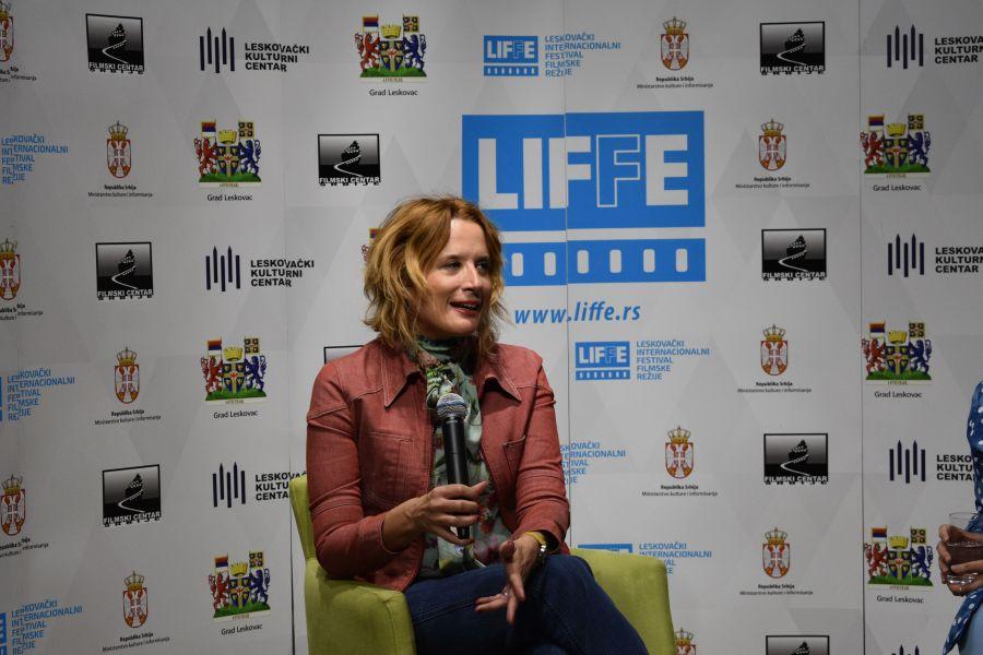 "Marija Perović, Film ""Grudi"""