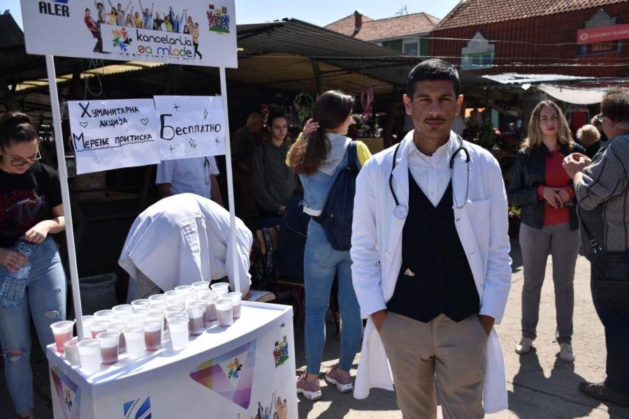 Mirsad Ibrić, medicinski tehničar,